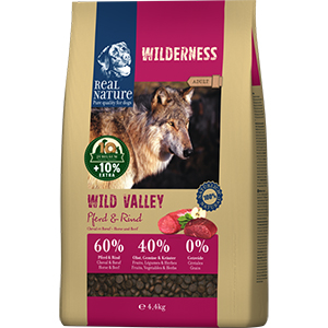 Real Nature Wilderness Adult Plain 4,4kg