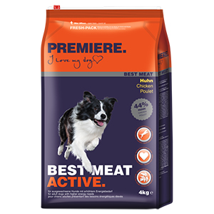 PREMIERE Best Meat active adult csirke 4kg