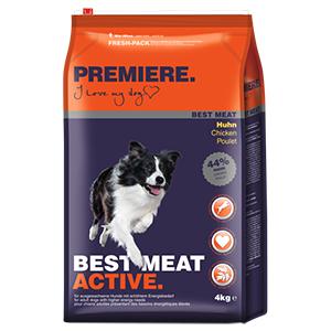 PREMIERE Best Meat active adult csirke 4kg