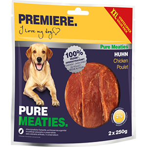 PREMIERE 2x250g Pure Meaties csirke