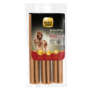 Select Gold Sensitive 168g Dental snack medium