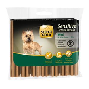 Select Gold Sensitive 99g Dental snack mini