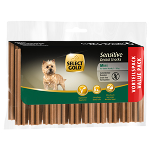 Select Gold Sensitive 294g Dental snack mini value pack