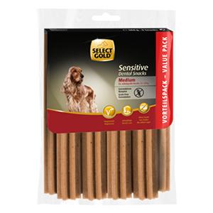 Select Gold Sensitive 504g Dental snack medium value pack