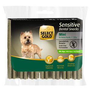 Select Gold Sensitive 99g Dental snack mini alga