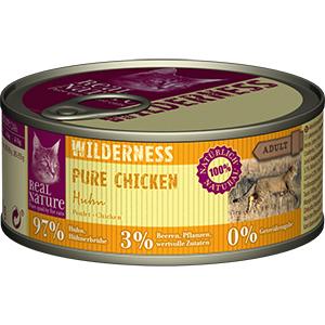 Real Nature Wilderness konzerv adult csirke 100g