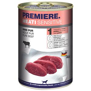 PREMIERE Meati sensitive marha 400g