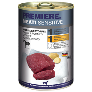 PREMIERE Meati sensitive lóhús&burgonya 400g