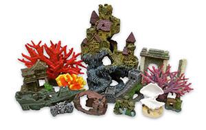 CSAK XXL ÁRUHÁZAKBAN / 20% kedvezmény – Akváriumi kerámia dekorációk széles választékban