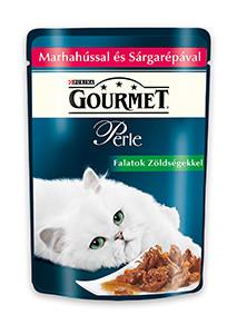 22% kedvezmény – GOURMET Perle tasakos macskaeledel 85g (6-féle)