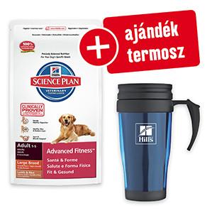 Ajándék termosz – Hills Canine száraz kutyaeledel 10/11/12 kg