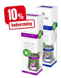 10% kedvezmény – SERUM ápoló termékek kutyák és macskák részére 100ml (3-féle)