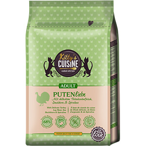 KITTY'S Cuisine adult pulyka 2kg