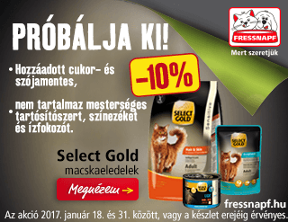 Select Gold cica