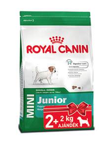 Royal Canin száraz eledel kutya Starter/Junior/Puppy - 2+2kg AJÁNDÉK