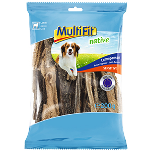 MultiFit Native báránypacal 200g