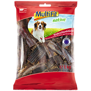 MultiFit Native marhagége darabok 1kg