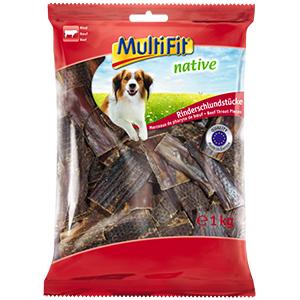 MultiFit Native marhagége darabok 1kg