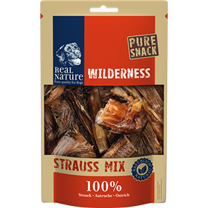 Real Nature Wilderness snack strucc mix 150g