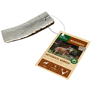 Real Nature Wilderness snack fél agancs S