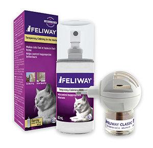 20% kedvezmény – Feliway párologtató/spray cicáknak (4-féle)