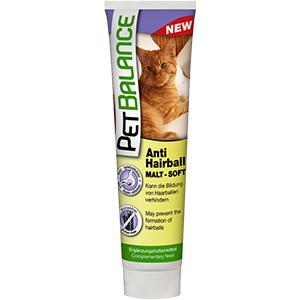 PetBalance malt-soft szőroldó paszta cicáknak 100g