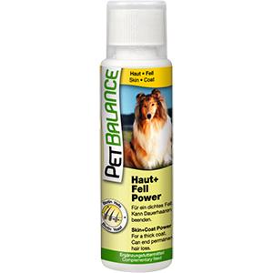 PetBalance bőr&szőrtápláló 125ml folyadék kutyának