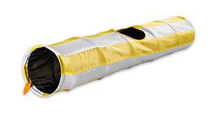 Szezonális ajánlat - AniOne alagút kisemlősnek, csíkos - 120 cm