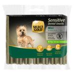 Select Gold Sensitive 99g Dental snack mini alga
