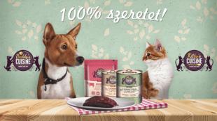 Legújabb finomságaink 100% szeretettel készülnek!