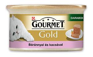 3+1 AJÁNDÉK - GOURMET Gold konzerv 85g (11-féle)