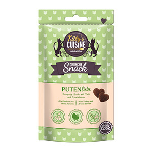 KITTY'S Crunchy adult pulyka 50g