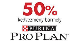 50%-os KUPON - Pro Plan Optiderma/Optidigest 3kg