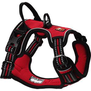 DogsCreek kutyahám Active piros 81-107cm