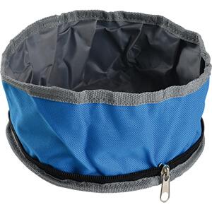 DogsCreek utazótál Mountain kék 1600ml
