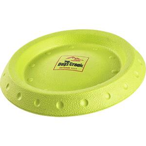 DogsCreek kutyajáték Fly frizbi zöld 23cm