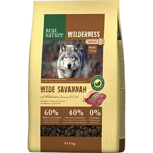 Real Nature Wilderness maxi adult vaddisznó 4kg