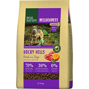 Real Nature Wilderness mini adult kecske 4kg