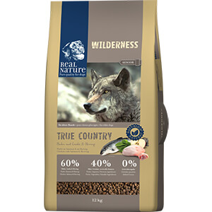 Real Nature Wilderness senior csirke&laza 12kg