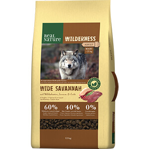 Real Nature Wilderness maxi adult vaddisznó 12kg