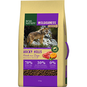 Real Nature Wilderness adult kecske&marha 12kg