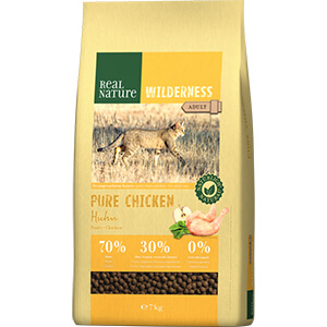 Real Nature Wilderness adult pure csirke 7kg
