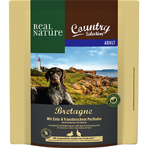 Real Nature Country Bretagne adult gyöngytyúk&kacsa 1kg