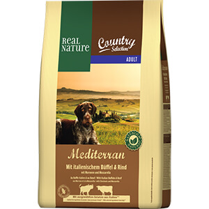 Real Nature Country Mediterran adult bivaly&marha 4kg