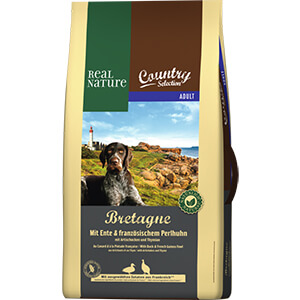 Real Nature Country Bretagne adult gyöngytyúk&kacsa 12kg