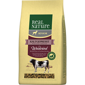 Real Nature Classic senior marha&kacsa 5kg