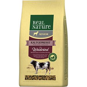 Real Nature Classic senior marha&kacsa 5kg