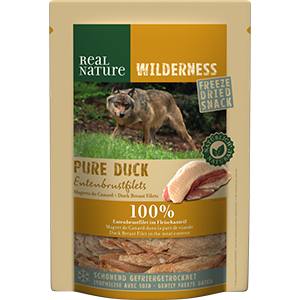 Real Nature Wilderness snack kacsamell filé 100g
