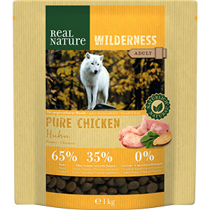 Real Nature Wilderness adult pure csirke 1kg