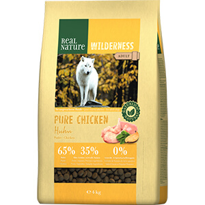 Real Nature Wilderness adult pure csirke 4kg